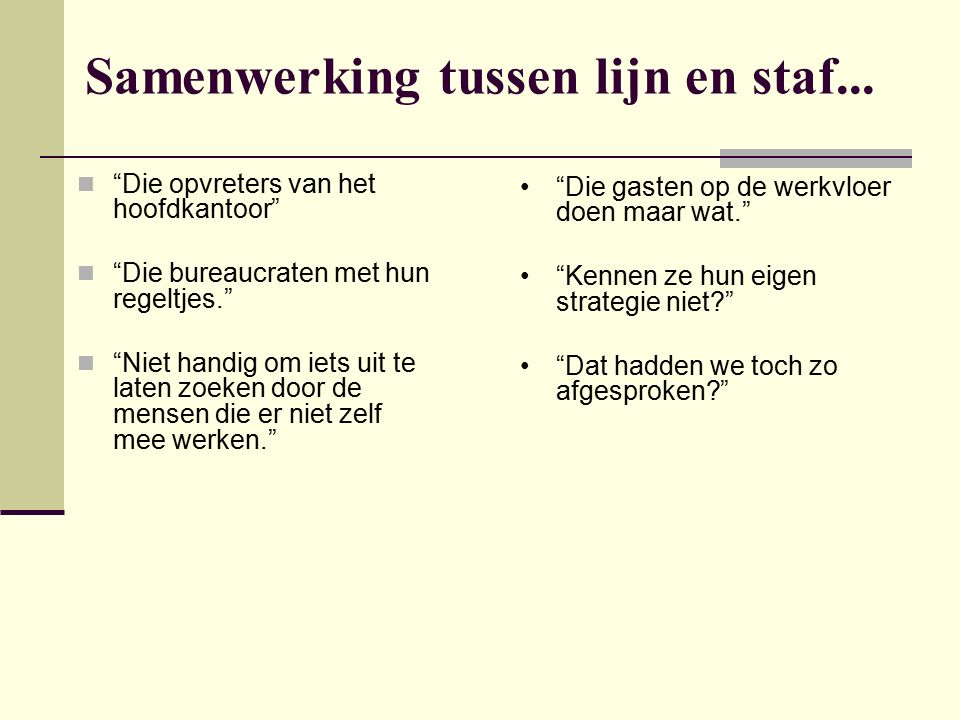 14/12/2015 drs. Sander van der Geest28 Human Resource Management
