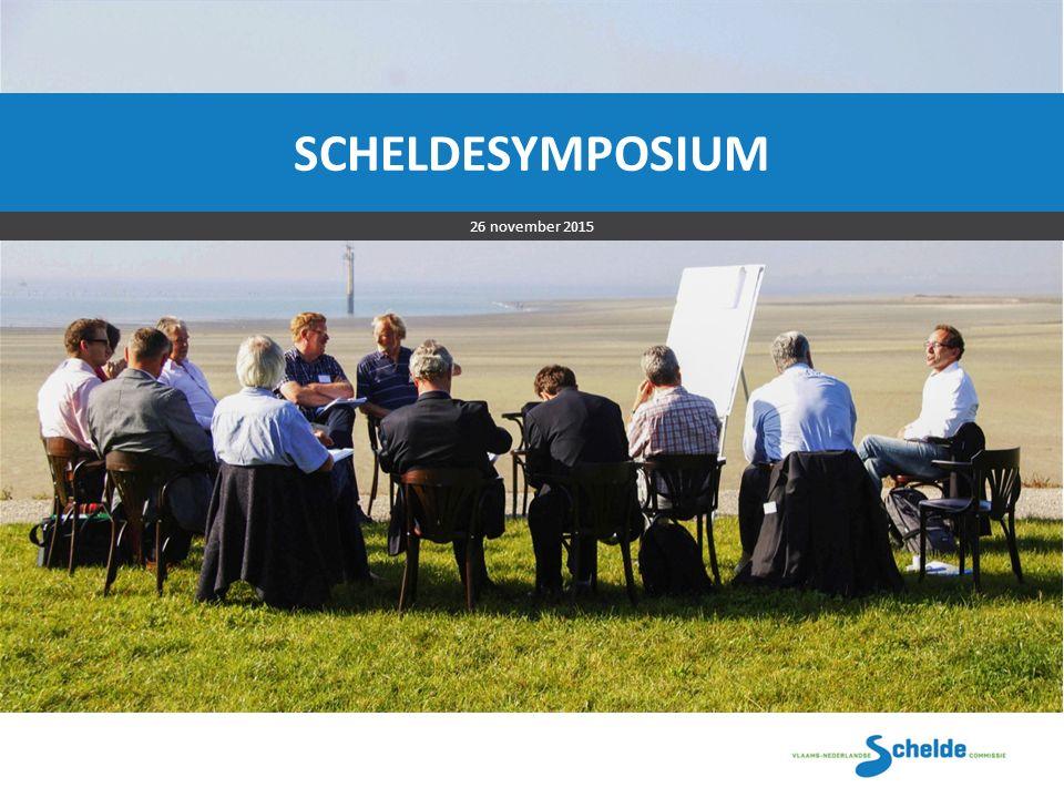 SCHELDESYMPOSIUM | 26 november 2015 De Schelderaad als participatieforum voor het Schelde-estuarium Luc Willems Voorzitter Schelderaad – Adjunct-secretaris-generaal, Benelux Unie