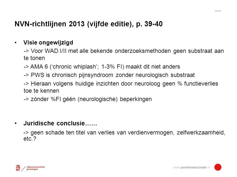 NVN-richtlijnen 2013 (vijfde editie), p.