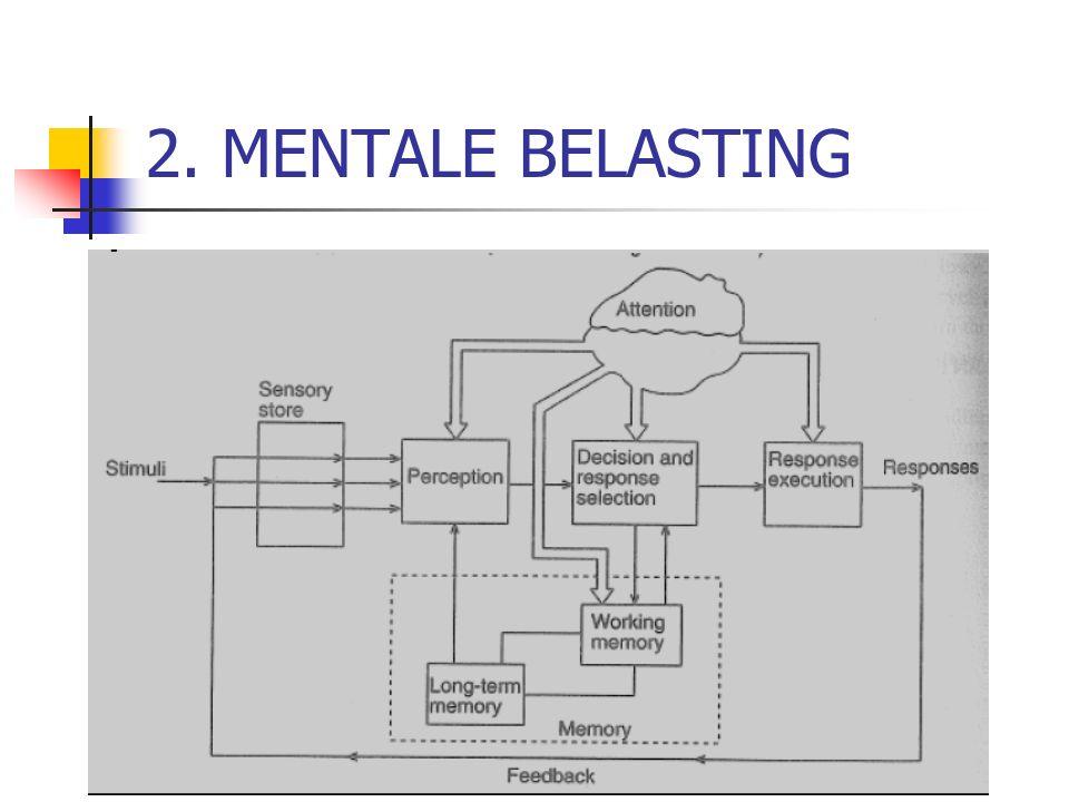 2. MENTALE BELASTING