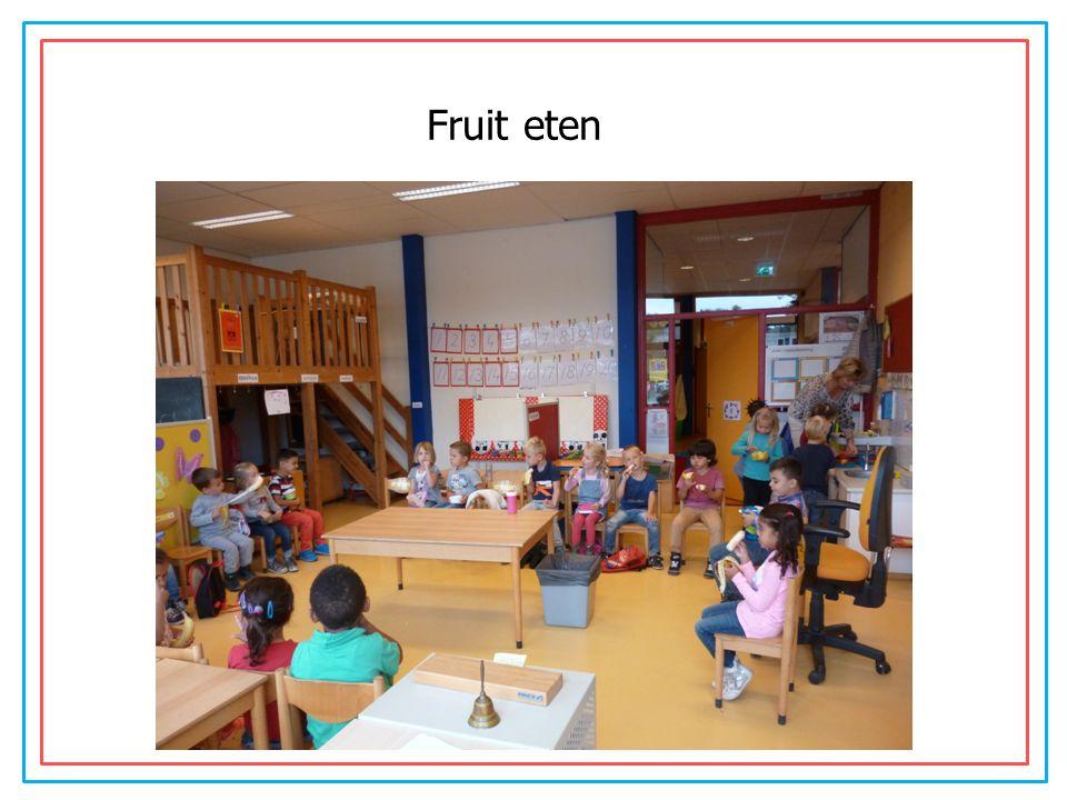 Werkles Fruit eten
