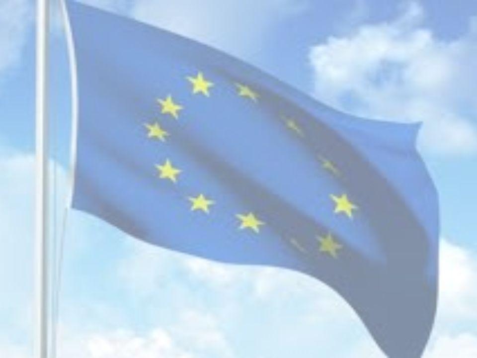 WIST JE DAT… Het symbool van de euro (€), komt van de Griekse letter (ξ) Het de eerste letter is van het woord Europa De twee evenwijdige lijnen een link leggen met de Amerikaanse dollar en de Japanse yen en een symbool zijn van de stabiliteit van de euro.