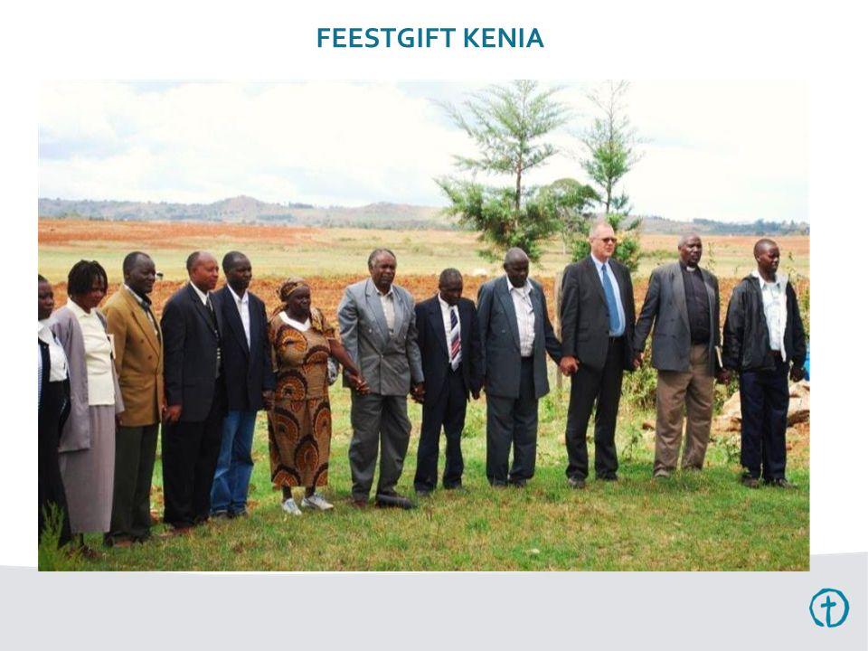FEESTGIFT KENIA