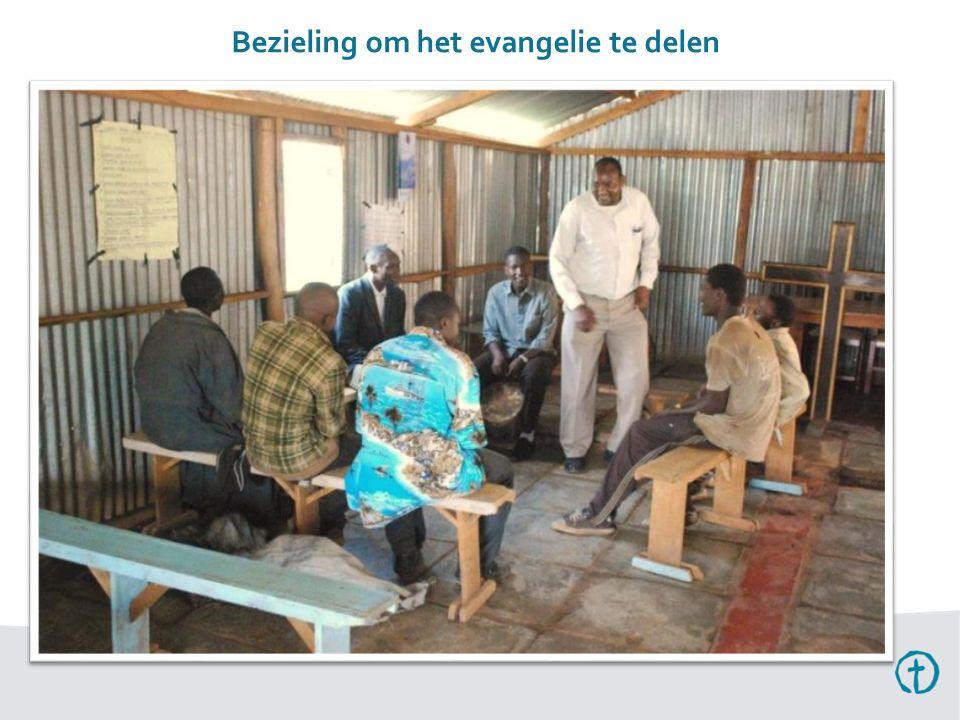 Bezieling om het evangelie te delen
