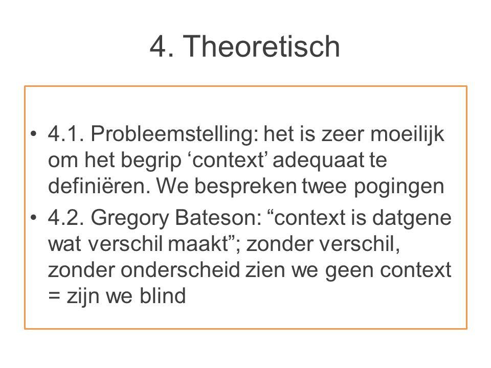 4. Theoretisch 4.1.