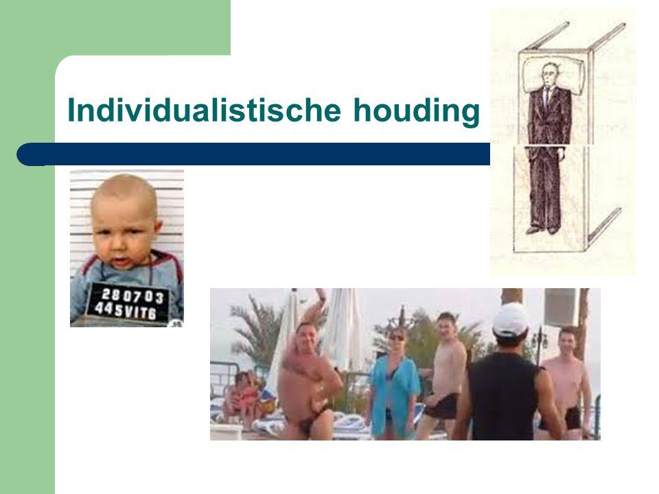 Individualistische houding