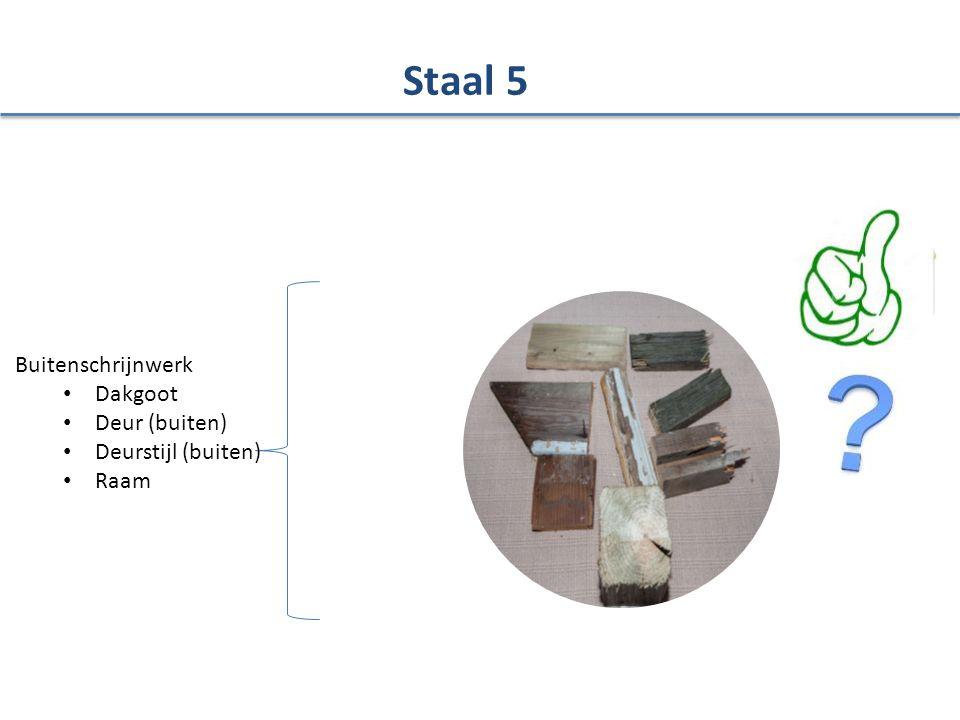 Buitenschrijnwerk Dakgoot Deur (buiten) Deurstijl (buiten) Raam Staal 5
