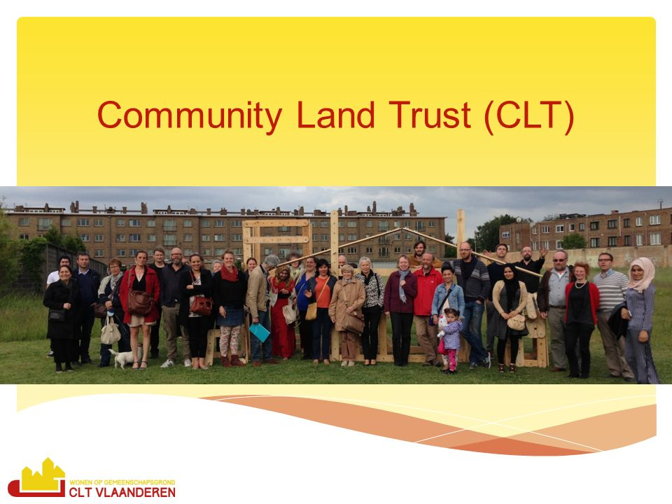 Community Land Trust (CLT)