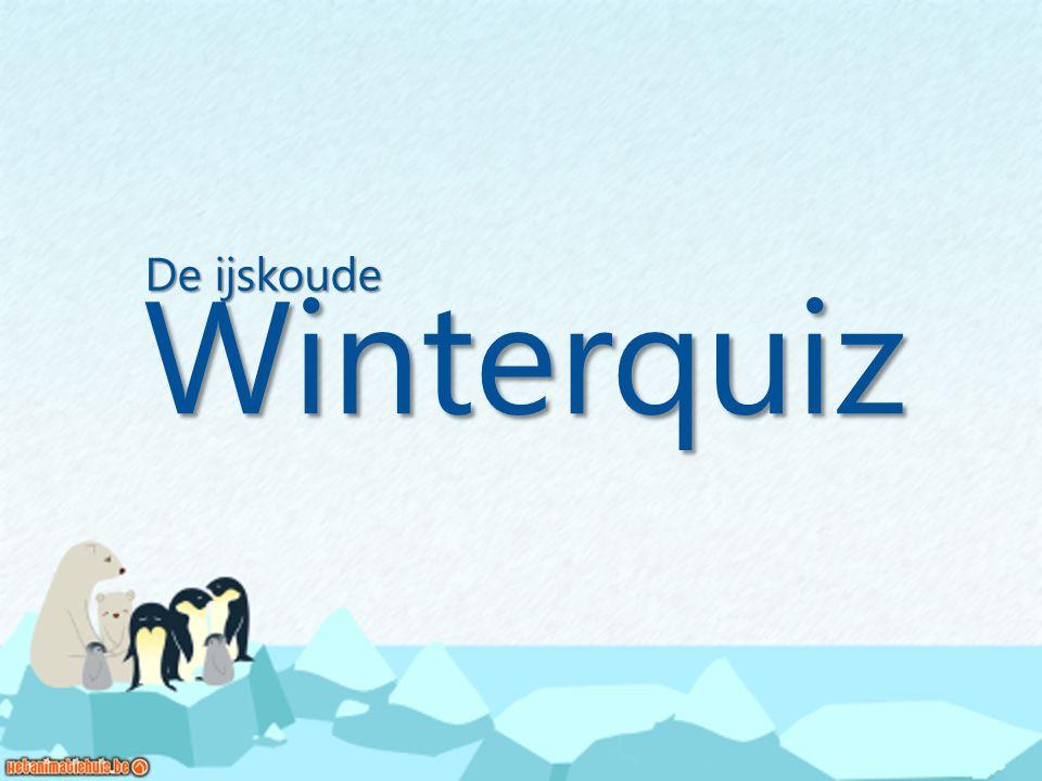 Wanneer begint de Winter? a. 01 December b. 21 December c. 24 December Vraag 1