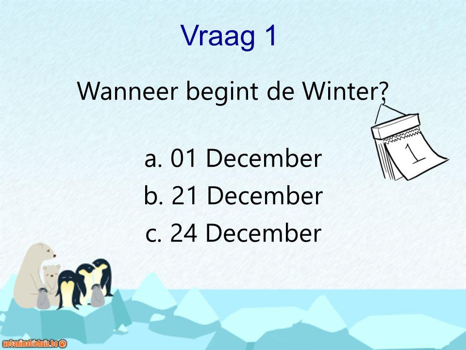 Vraag 21 Wat is geen bekende wintersportplaats .a.