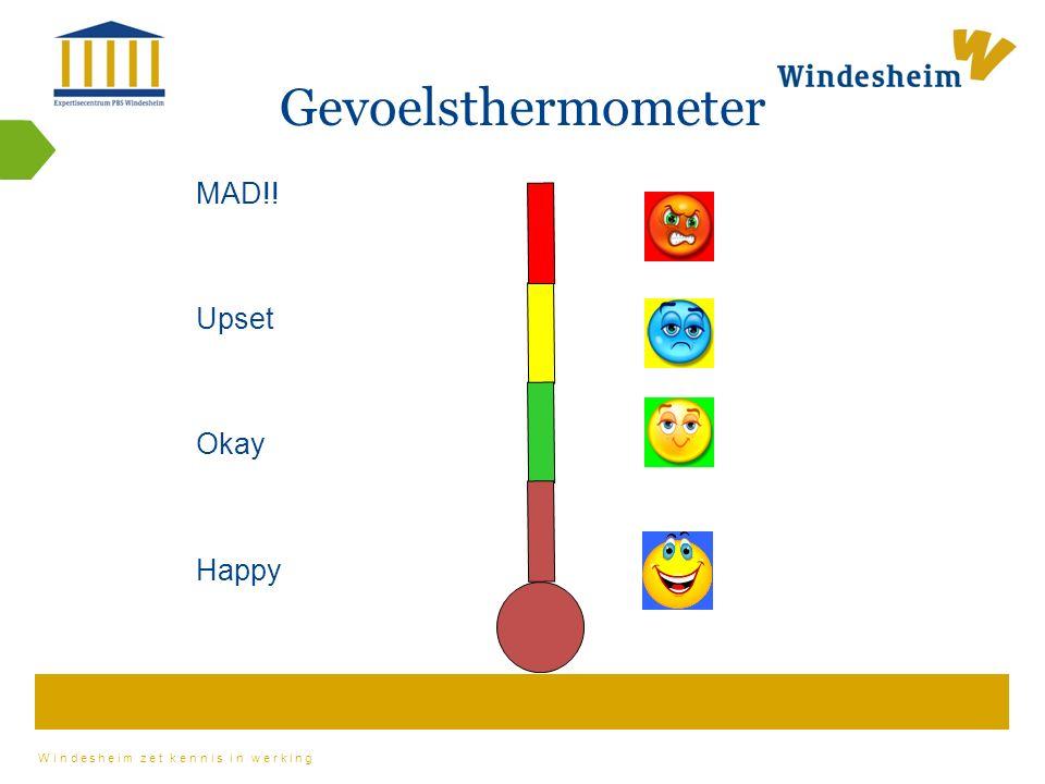 Windesheim zet kennis in werking Gevoelsthermometer MAD!! Upset Okay Happy