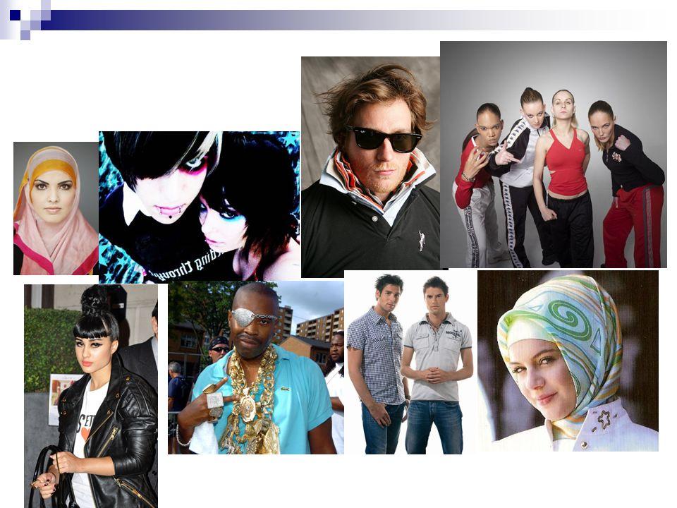 Kenmerken jeugdculturen 1.Verscheidenheid en de snelle verandering 2.