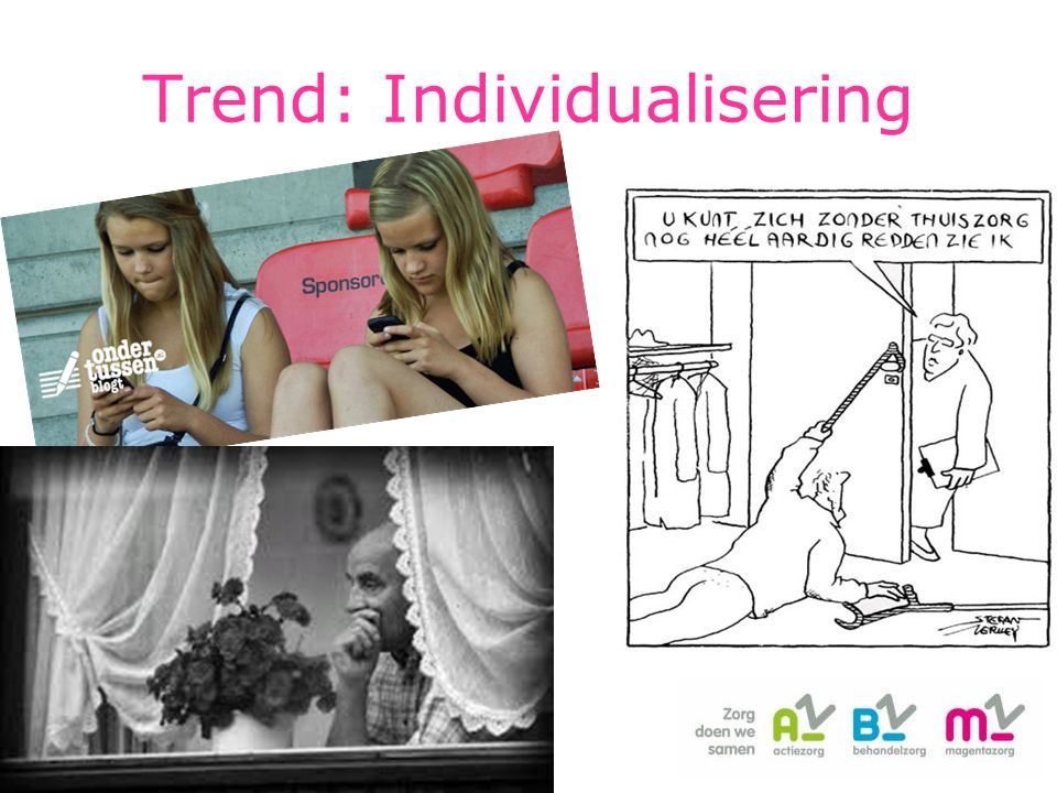 Trend: Individualisering