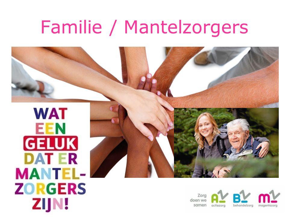 Familie / Mantelzorgers