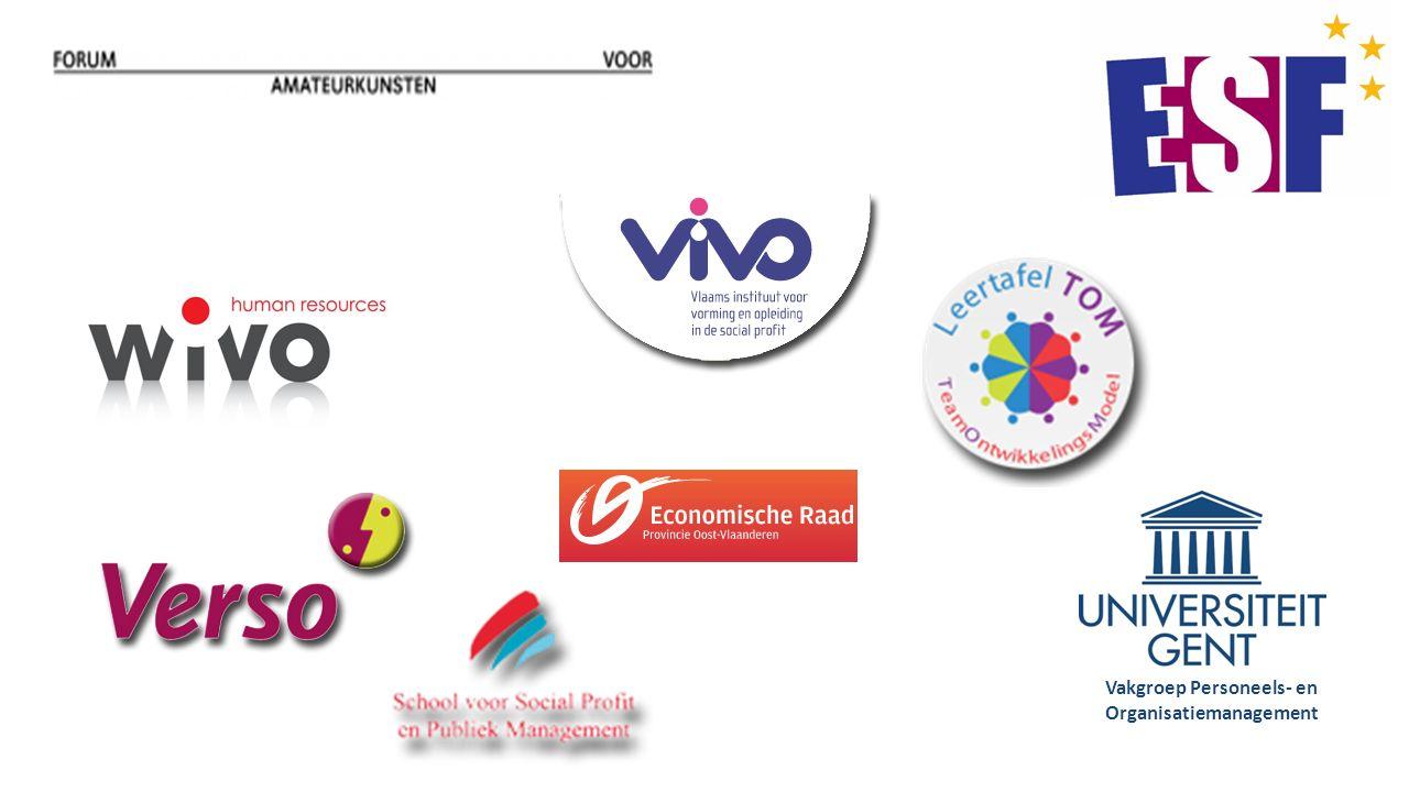 Vakgroep Personeels- en Organisatiemanagement
