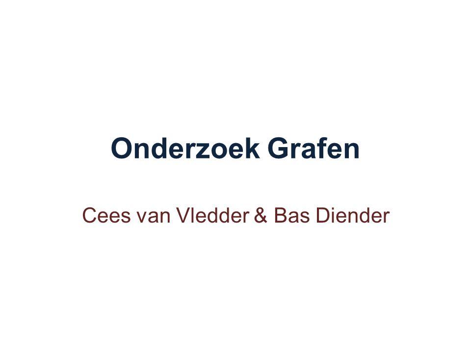 Onderzoek Grafen Cees van Vledder & Bas Diender