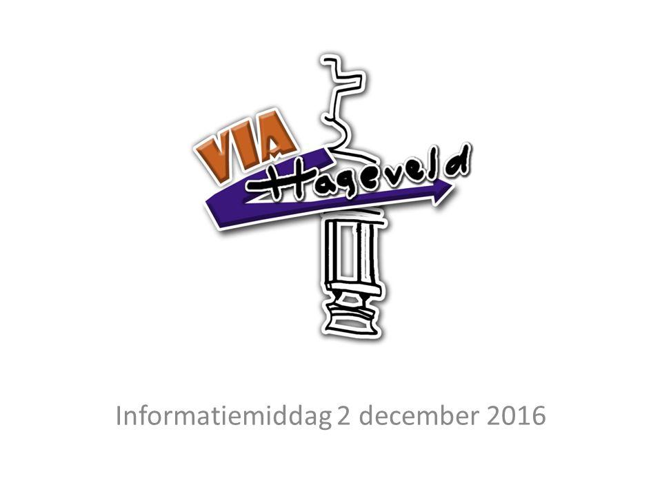 Informatiemiddag 2 december 2016