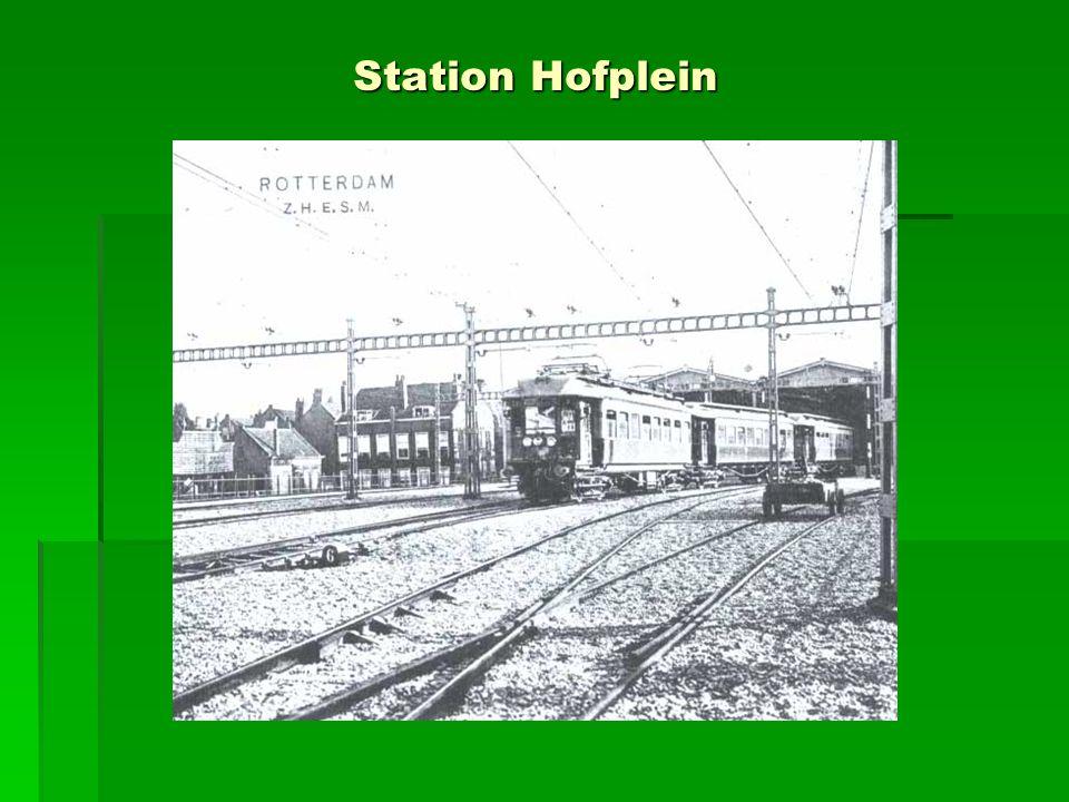 Station Hofplein