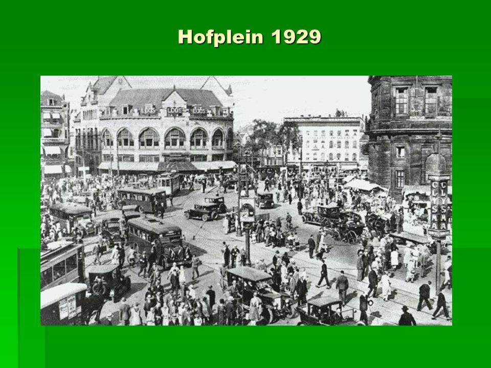 Hofplein 1929