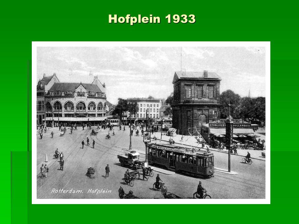 Hofplein 1933