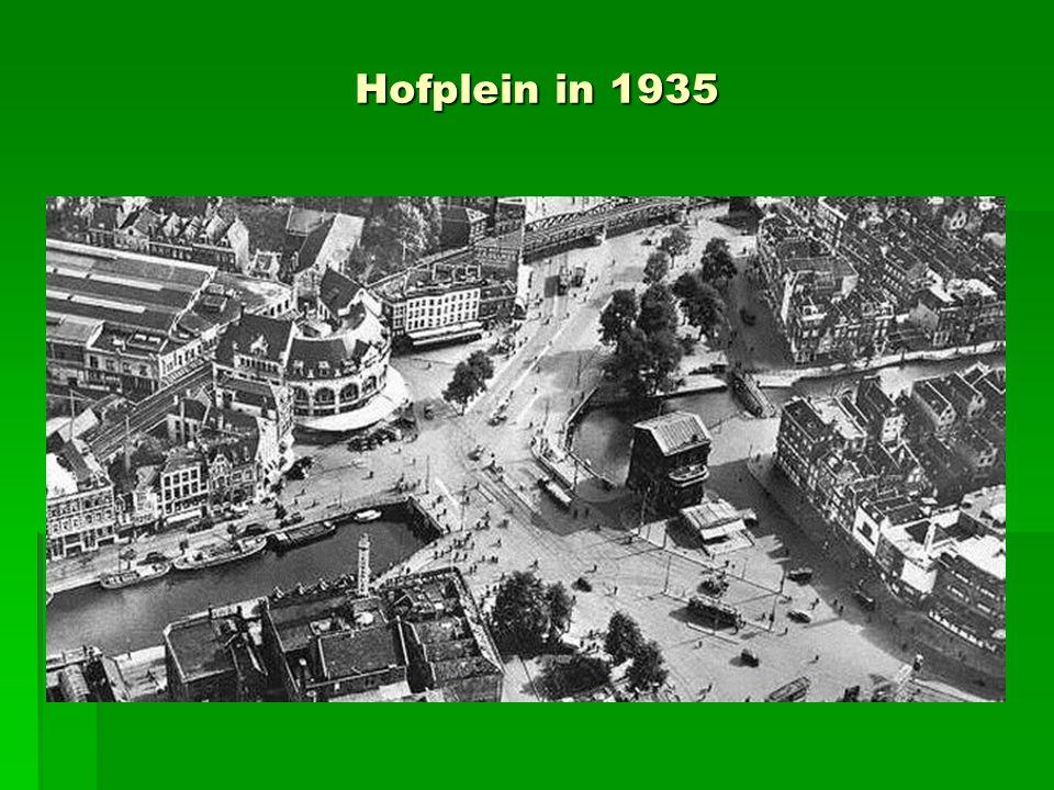 Hofplein in 1935