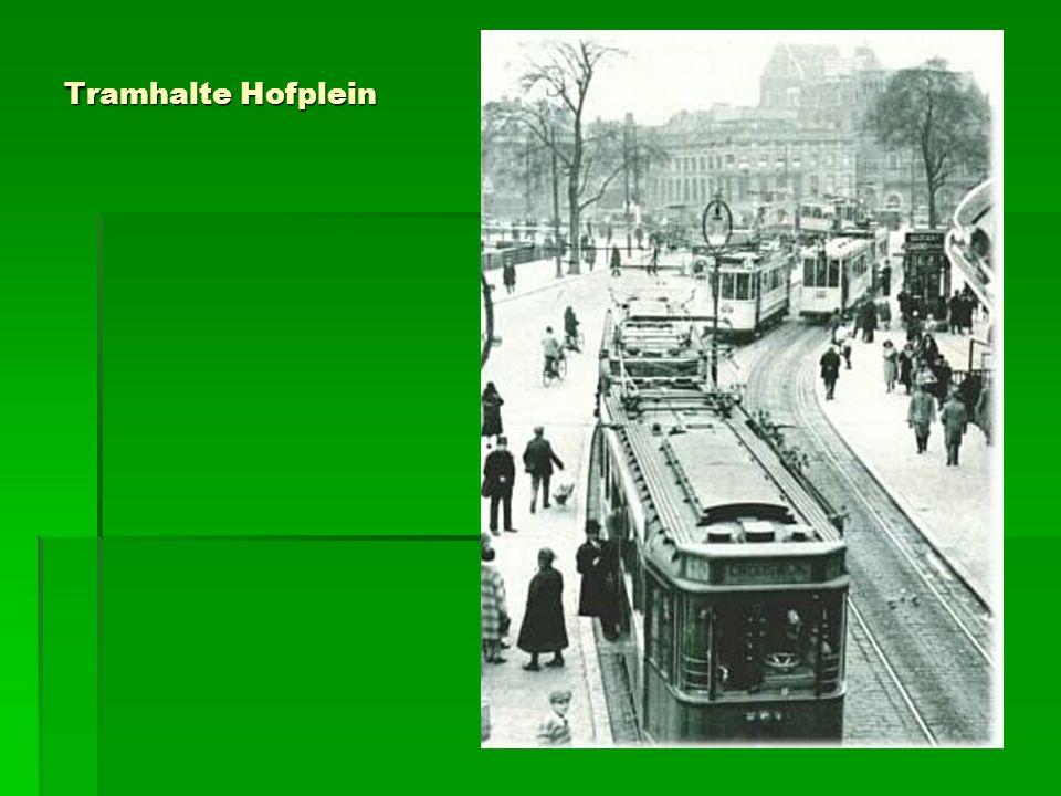 Tramhalte Hofplein