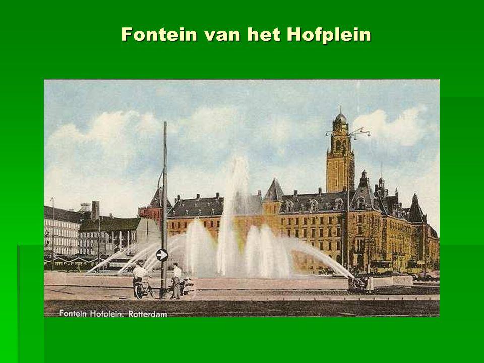 Fontein van het Hofplein