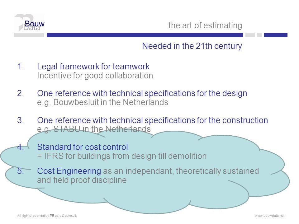  Component = een tot een bouwdeel behorend fysiek object met een specifieke prestatie, samengesteld uit bouwtoeleveringsproducten, met gebruikmaking van arbeid en materieel vb.
