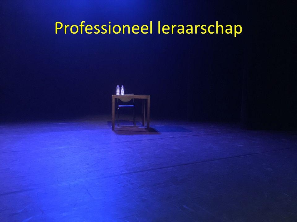 Professioneel leraarschap
