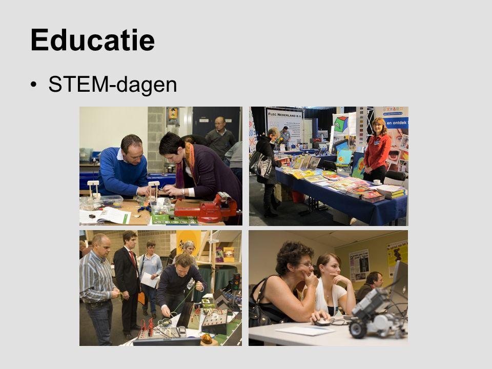 Educatie STEM-dagen