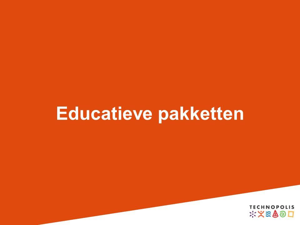 Educatieve pakketten