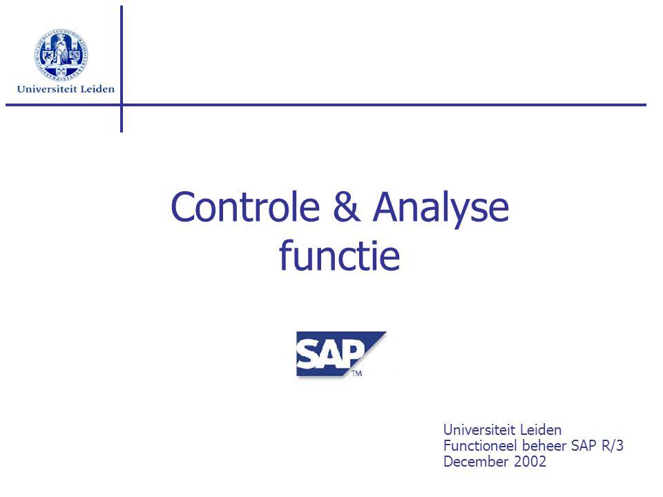 Programma (1) Sessie 1: SAP CO Aansluiting FI/CO (BFR – OHW) Pauze10.15-10.30 Planversies / budgetten / rapportages (1)09.45-10.15 Inleiding organisatiestructuur (bedrijf 40)09.05-09.45 Introductie / inleiding cursus - workshop09.00-09.05 Planversies / budgetten / rapportages (2)10.30-10.45 10.45-11.00