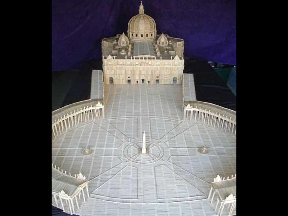 St-Pietersbasiliek en -plein van het Vaticaan ~ Italië