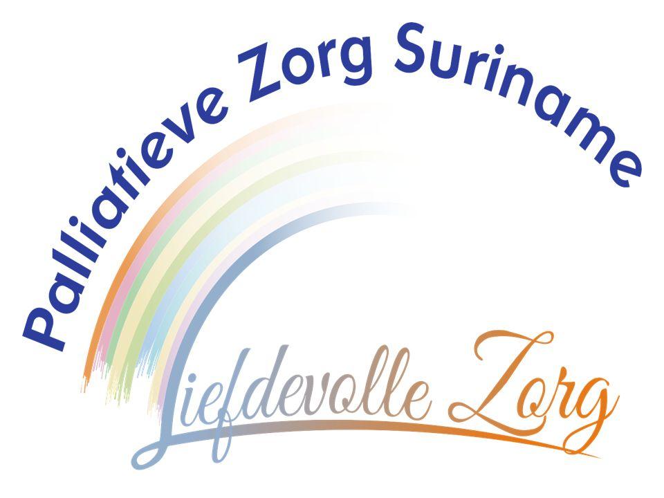 Project Versterking palliatieve zorg in Suriname Financiering project: subsidietoekenning van uit het ministerie van buitenlandse zaken (Twinning faciliteit Nederland-Suriname UTSN/Nikos)