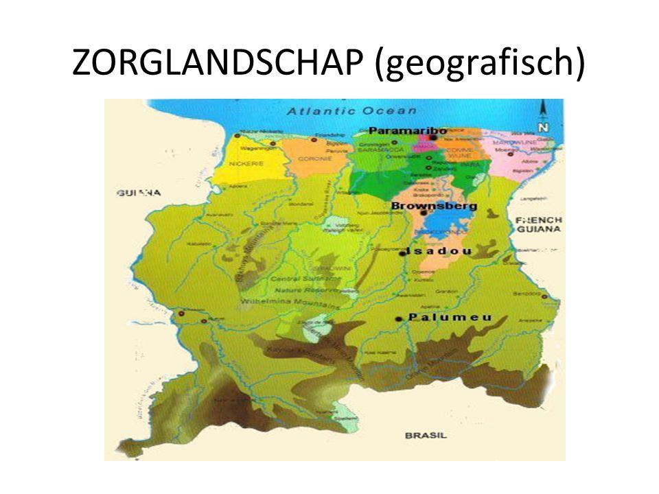 ZORGLANDSCHAP (geografisch)