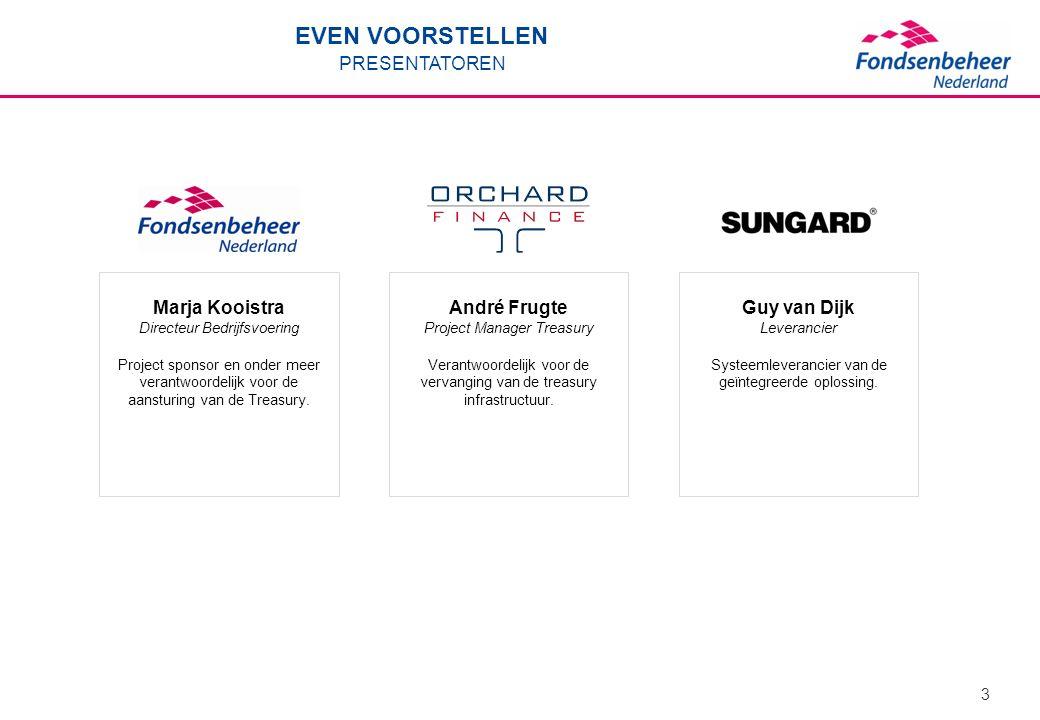 4 ACHTERGROND FONDSENBEHEER NEDERLAND Fondsenbeheer Nederland is een onafhankelijke organisatie zonder winstoogmerk die verschillende maatschappelijke fondsen ondersteunt.