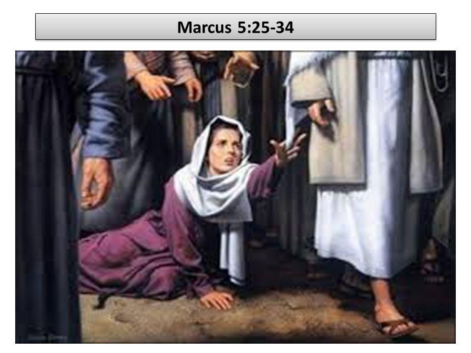 Marcus 5:25-34