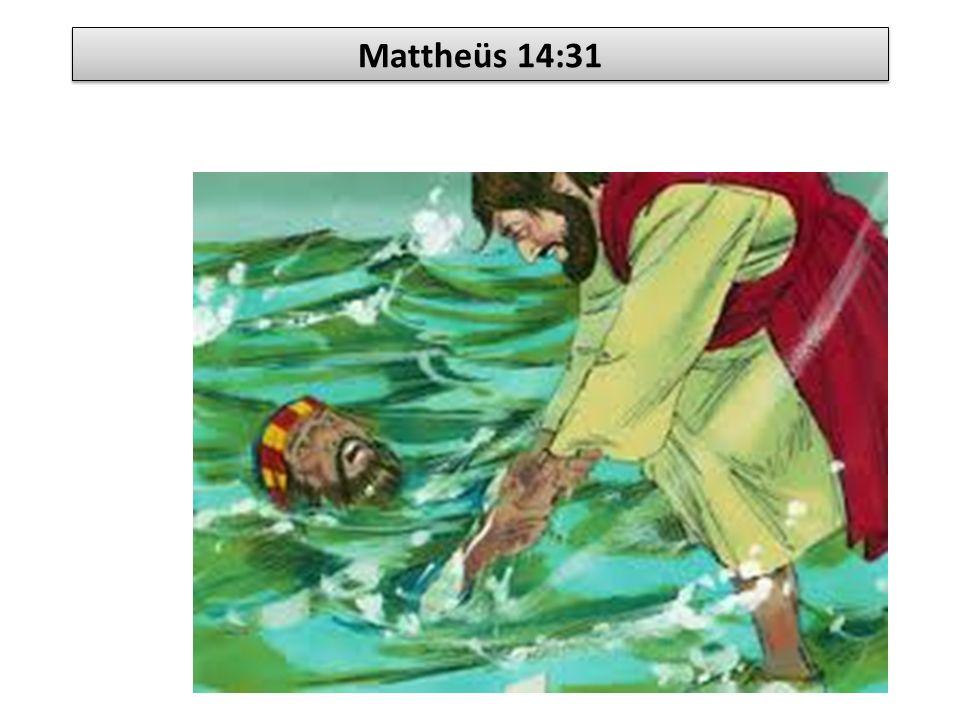 Mattheüs 14:31