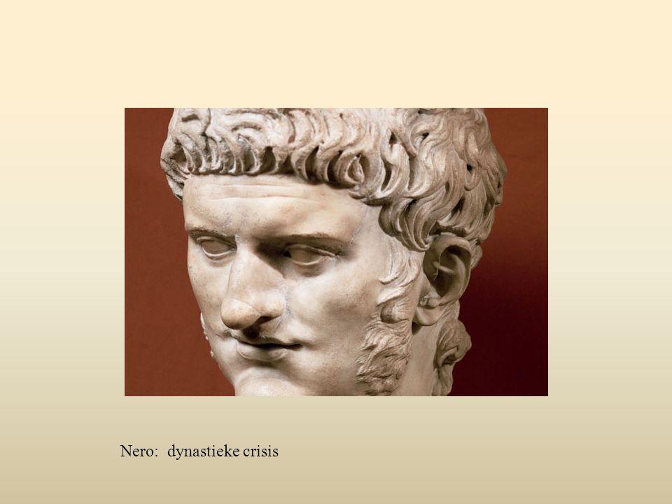 Nero: dynastieke crisis