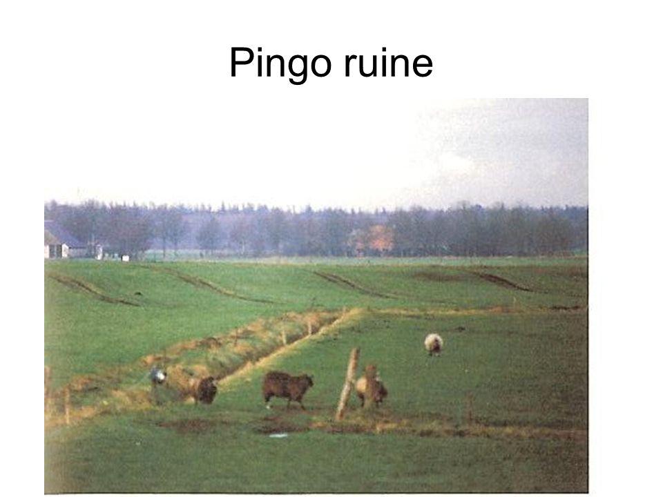 Pingo ruine