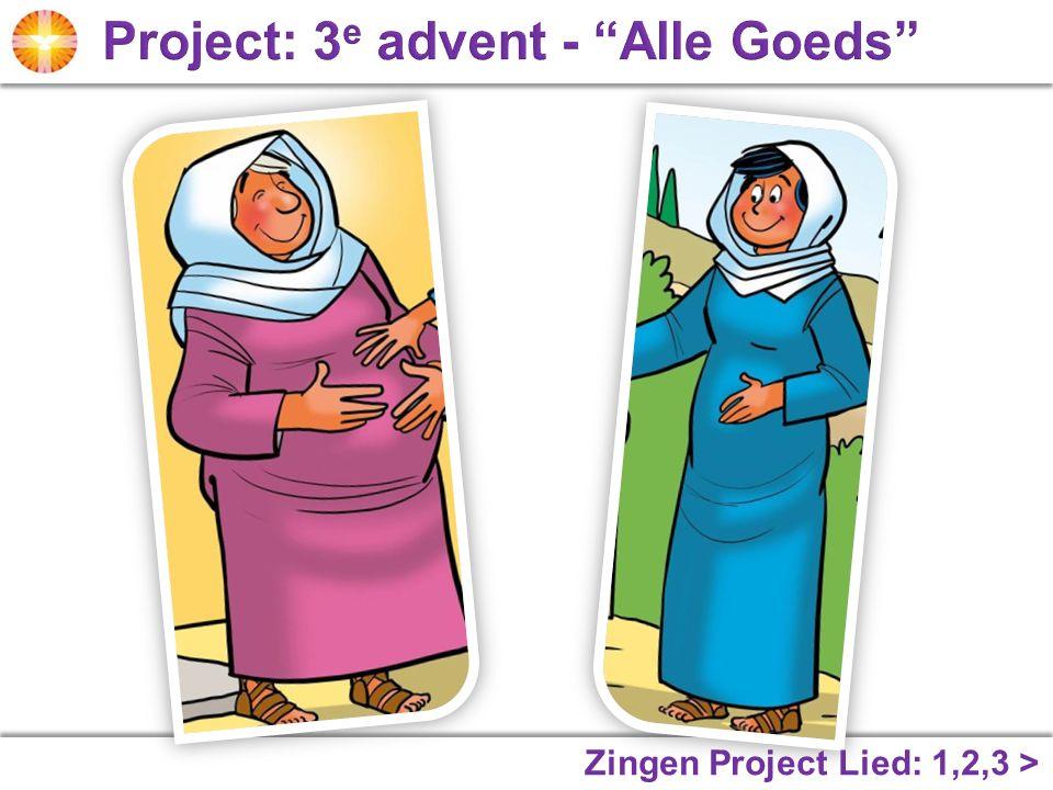 Zingen Project Lied: 1,2,3 >
