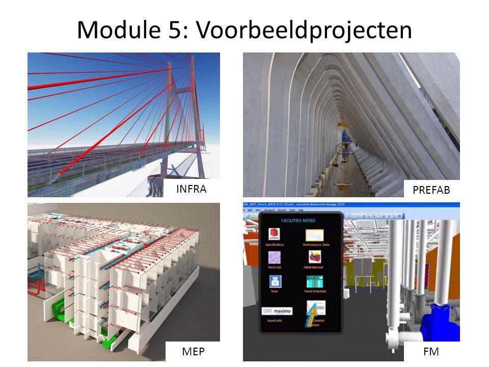 Module 5: Voorbeeldprojecten INFRA PREFAB FMMEP