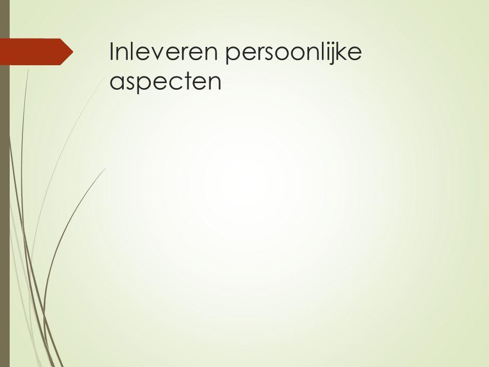 Eric van Bruggen: de STAPPEN vd CORRIGERENDE INSTRUCTIE (toon van de 'volwassene'): 1.Maak contact op een positieve manier.
