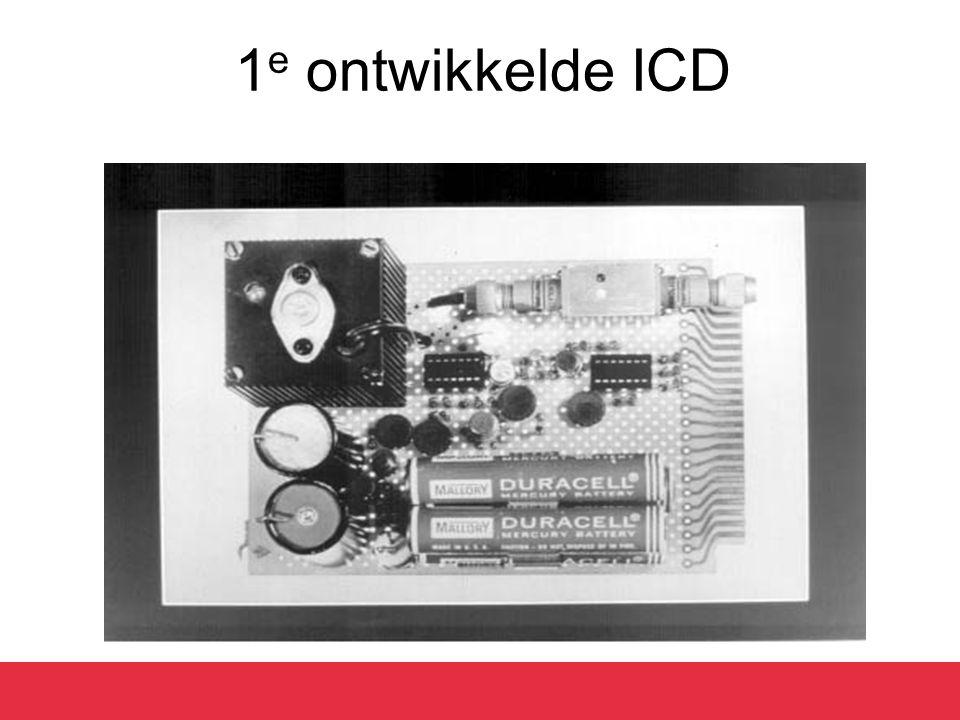 1 e ontwikkelde ICD