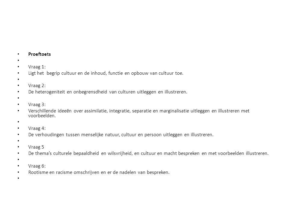 Vraag 7: Leg de woorden; monisme, relativisme en pluralisme in eigen woorden uit en illustreren met voorbeelden.