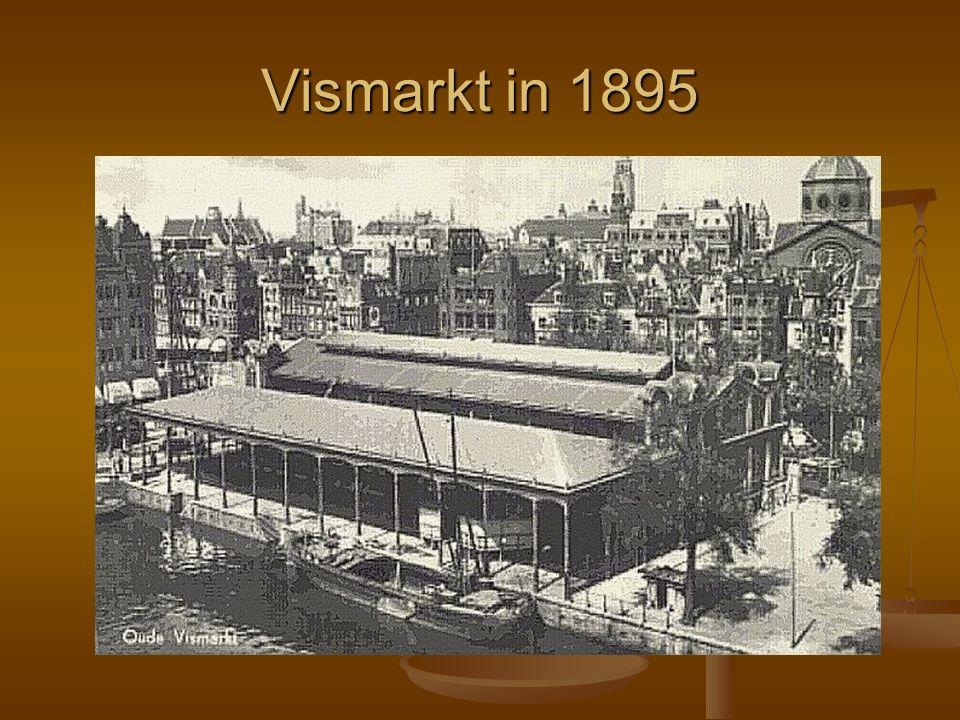 Vismarkt in 1895