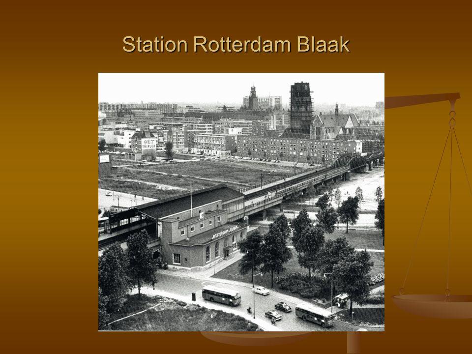 Station Rotterdam Blaak
