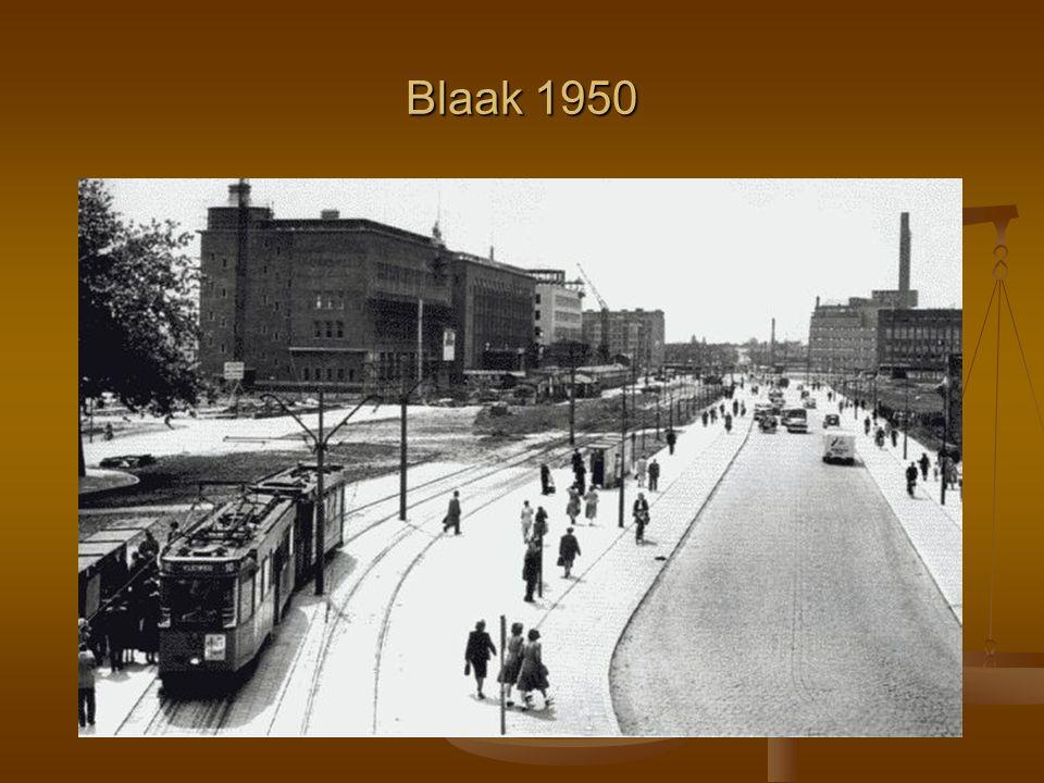 Blaak 1950
