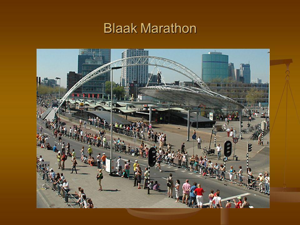 Blaak Marathon