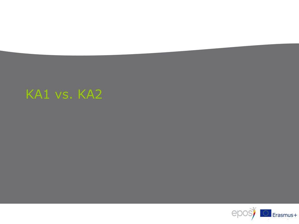 KA1 vs. KA2